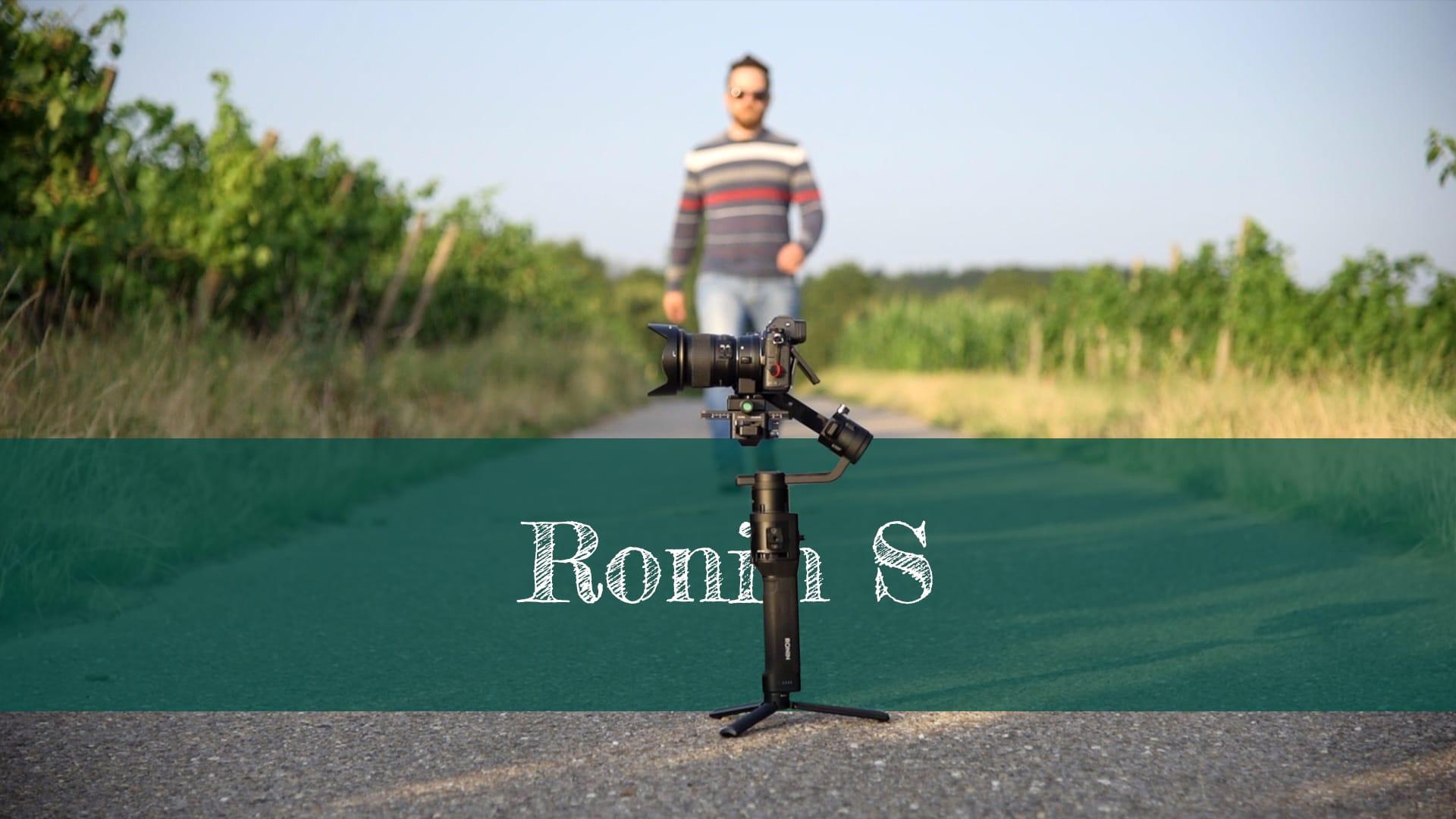 DJI Ronin S und die Nikon Z6